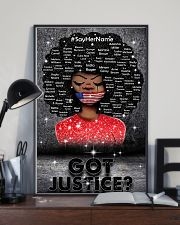 Got justice 11x17 Poster lifestyle-poster-2