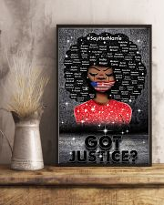 Got justice 11x17 Poster lifestyle-poster-3