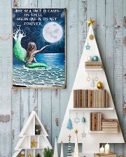 The sea once it casts its spell 11x17 Poster lifestyle-holiday-poster-2