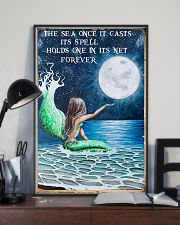 The sea once it casts its spell 11x17 Poster lifestyle-poster-2