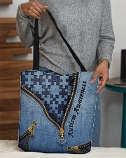Autism tote All-over Tote aos-all-over-tote-lifestyle-front-10