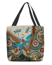 Dragonfly mandala All-over Tote front