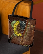 Here comes the sun All-over Tote aos-all-over-tote-lifestyle-front-02