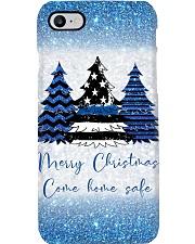 Merry Christmas Come Home Safe  Phone Case i-phone-8-case