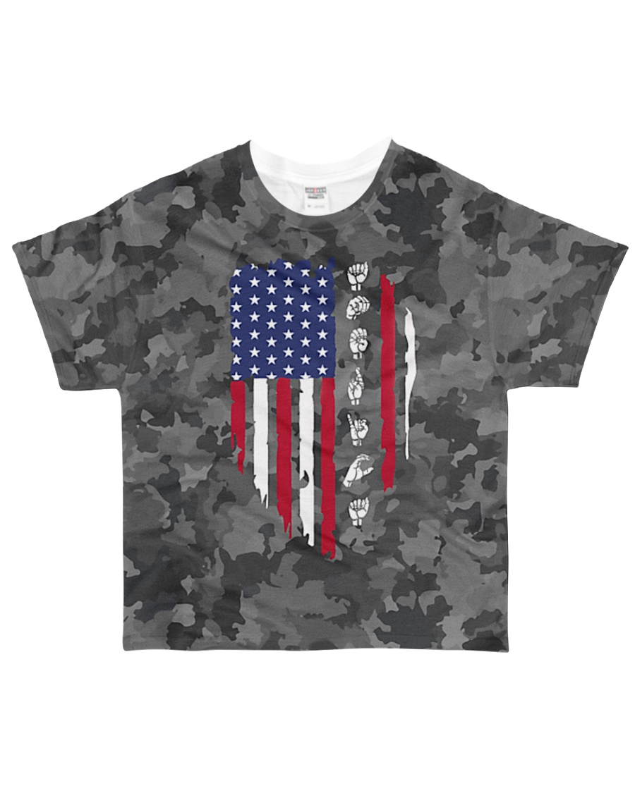 America All-over T-Shirt