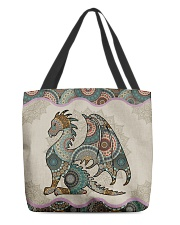Dragon All-Over Tote tile