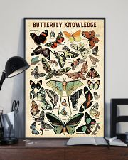Butterfly knowledge 11x17 Poster lifestyle-poster-2
