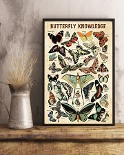Butterfly knowledge 11x17 Poster lifestyle-poster-3