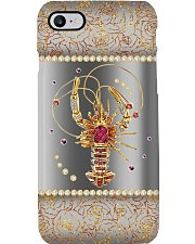 Crawfish  Phone Case i-phone-7-case