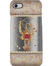 Crawfish  Phone Case i-phone-8-case