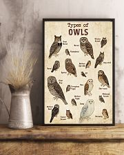 Owl Knowledge 11x17 Poster lifestyle-poster-3