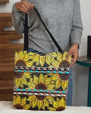 Sunflower Obssession All-over Tote aos-all-over-tote-lifestyle-front-10