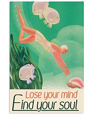 Lose your mind 11x17 Poster front