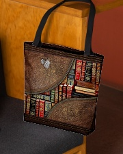 Love books All-over Tote aos-all-over-tote-lifestyle-front-02