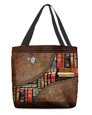 Love books All-over Tote front