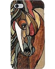 Colorful horse Phone Case i-phone-7-case