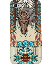 Tribal horse  Phone Case i-phone-8-case