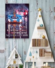 It is Not About Being Better Than Someone Else 11x17 Poster lifestyle-holiday-poster-2