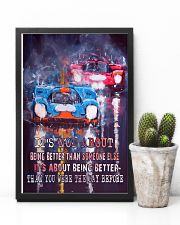 It is Not About Being Better Than Someone Else 11x17 Poster lifestyle-poster-8