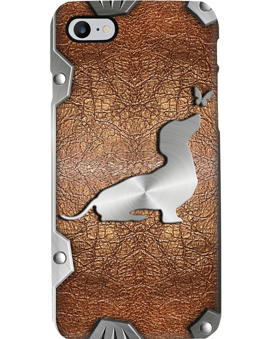 Dachshund - Printed phone case Phone Case