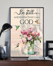 Be still and know that 11x17 Poster lifestyle-poster-2