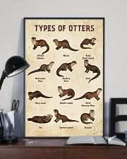 Otter Knowledge 11x17 Poster lifestyle-poster-2