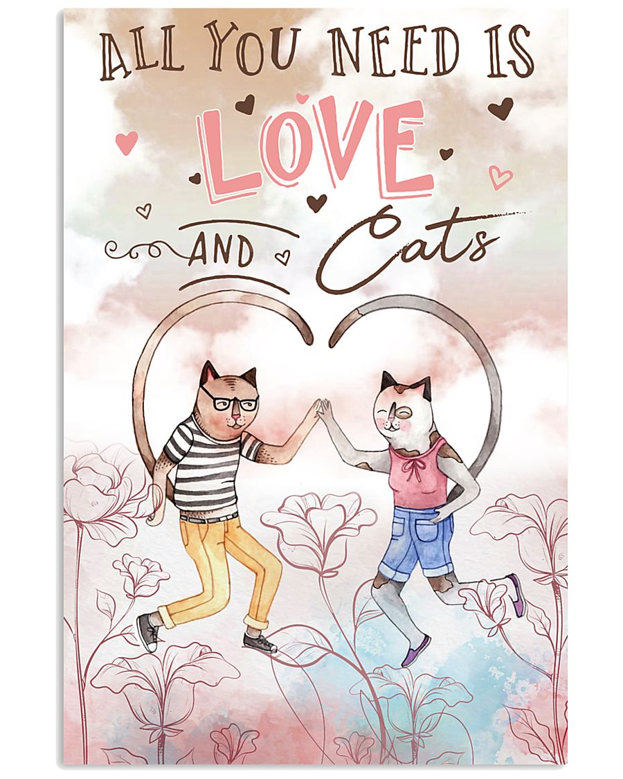 All you need is love 11x17 Poster