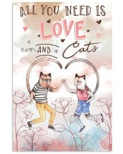 All you need is love 11x17 Poster front