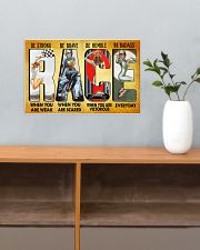 Love Racing 17x11 Poster poster-landscape-17x11-lifestyle-24