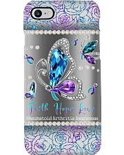 Sparkle butterfly Phone Case i-phone-8-case