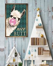 Nice butt 11x17 Poster lifestyle-holiday-poster-2