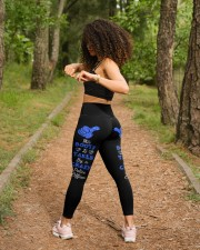 This Booty Is Taken By A Crazy Police Officer High Waist Leggings aos-high-waist-leggings-lifestyle-17