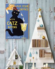 Mix your drink 11x17 Poster lifestyle-holiday-poster-2