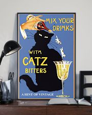 Mix your drink 11x17 Poster lifestyle-poster-2