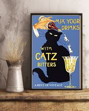 Mix your drink 11x17 Poster lifestyle-poster-3