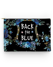 Back the blue Accessory Pouch tile