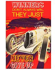 Winners Don't Always Win  11x17 Poster front