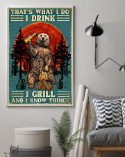 That's what I do 11x17 Poster lifestyle-poster-1