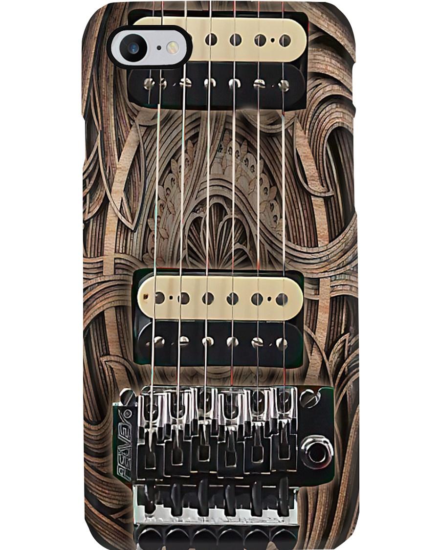 Love my guitars  Phone Case