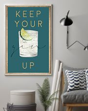 Keep your gin up 11x17 Poster lifestyle-poster-1