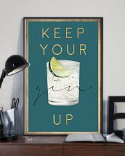 Keep your gin up 11x17 Poster lifestyle-poster-2