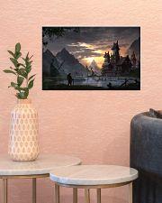 Medieval Landscape  17x11 Poster poster-landscape-17x11-lifestyle-21
