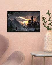 Medieval Landscape  17x11 Poster poster-landscape-17x11-lifestyle-22