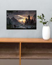 Medieval Landscape  17x11 Poster poster-landscape-17x11-lifestyle-24