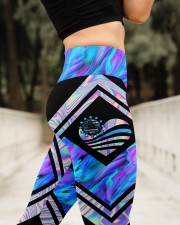 Back The Blue High Waist Leggings aos-high-waist-leggings-lifestyle-11