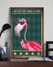 Would poo here again  11x17 Poster lifestyle-poster-2