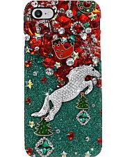 Merry Christmas Printed phone case Phone Case i-phone-8-case