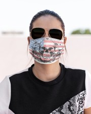 AMERICA FLAG Cloth face mask aos-face-mask-lifestyle-02