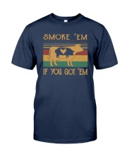 PERFECT SHIRT FOR GRILLING LOVERS Classic T-Shirt front