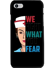 WE FIGHT WHAT YOU FEAR Phone Case thumbnail